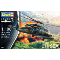 Revell Uh-60A