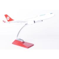 50Bir Metal Uçak Maketi Airbus A330