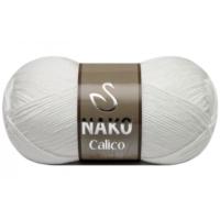 Nako Calico Örgü İpliği 208