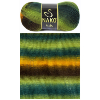 Nako Vals Örgü İpliği 85989 - Çalıkuşu