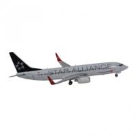 Tk Collection Star Alliance 1/400 Model Uçak