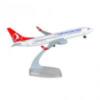 Tk Collection B737 800 1/250 Metal Model Uçak