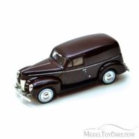 Motormax Ford Sedan Delivery 1940
