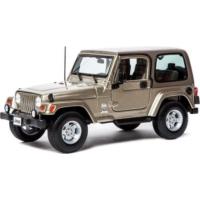 Burago Sahara Jeep