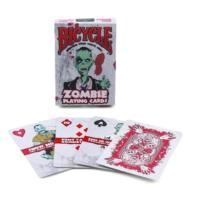 Bicycle Zombies Poker İskambil Oyun Kartı Kağıdı Destesi Koleksiyonluk Cardistry Kartları