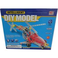 Cc Oyuncak Dıy Model Kit - 204 Parça