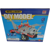 Cc Oyuncak Dıy Model Kit - 191 Parça