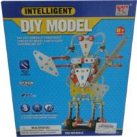 Cc Oyuncak Dıy Model Kit - 216 Parça
