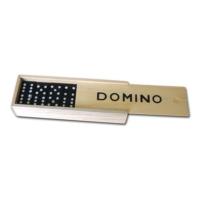 Anka Domino Oyunu Ahşap Saklama Kaplı