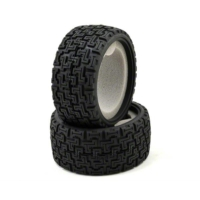 Horizon Hobby Tire W/Foam (2): Ral