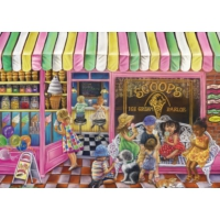 Art Puzzle Tatlı Şeyler 1000 Parça Puzzle