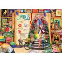 Art Puzzle Paris 1000 Parça Puzzle