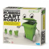 4M Çöp Sepeti Robotu 3371