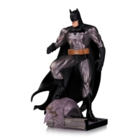 Dc Collectibles Batman Metallic Mini Statue By Jim Lee
