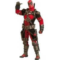 Sideshow Collectibles Marvel Deadpool Sixth Scale Figure