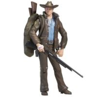 Mcfarlane Toys The Walking Dead Comic Series 1 Officer Rick Grimes