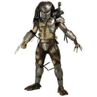 Neca Predator Jungle Hunter Predator 1/4Th Scale Action Figure With Led Lights