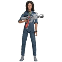 "Neca Aliens Series 4 Ripley Jumpsuit/Alien Version 7"" Action Figure"
