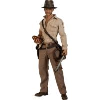 Sideshow Collectibles Indiana Jones Temple Of Doom Sixth Scale Figure