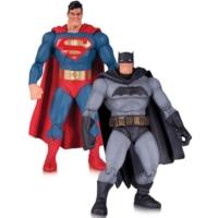 Dc Collectibles The Dark Knight Returns 30Th Anniversary Superman & Batman 2'Li Figür Seti