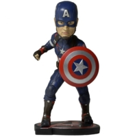 Neca Avengers Age Of Ultron Captain America Head Knocker