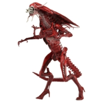 """Neca Aliens Ultra Deluxe Boxed """"Genocide Red Queen"""" Action Figure"""