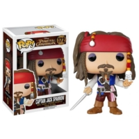 Funko Pop Disney Pirates Jack Sparrow