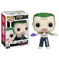 Funko Pop Suicide Squad Joker Shirtless