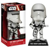 Funko Star Wars Ep7 First Order Flametrooper Wacky Wobbler