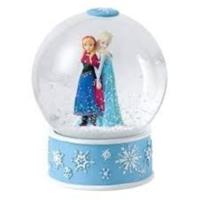 Enesco Disney Sisterly Bond (Anna & Elsa Waterball)