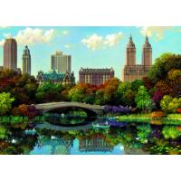 Educa Puzzle Central Park Bow Bridge 8000 Parça Puzzle