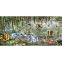 Educa Puzzle Wildlife 3000 Parça Puzzle