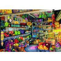 Educa Puzzle Grocery Shop 2000 Parça Puzzle