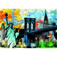 Educa Puzzle Urban Freedom 1500 Parça Puzzle