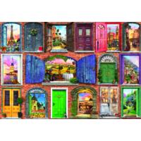 Educa Puzzle Doors Of Europe 1500 Parça Puzzle