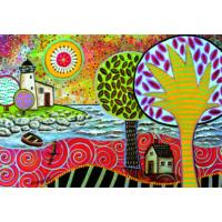 Educa Puzzle Lighthouse 1 1000 Parça Puzzle