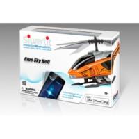 Silverlit Blu-Tech Bluetooth Sensör Kotrol Rc Helikopter Mavi