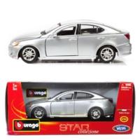 Burago Lexus Is 350 Diecast Metal Araba / Star Collezione 21028