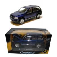 Cararama Volkswagen Touareg Metal Araba / Diecast 1:24 Ölçekli