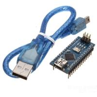 Güvenrob Arduino Nano V3.0 Ch340 Chip+ Mini Usb Kablo