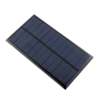 12V 150MA Güneş Pili - Solar Panel 110X110 MM