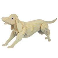 İdeal 3D Ahşap Maket Köpek