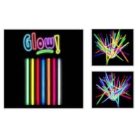 TveT Glow Stick 20 cm Fosforlu Kırılan Çubuk (100 Adet)