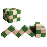 Toptancıkapında Yılan Küp Ahşap Puzzle