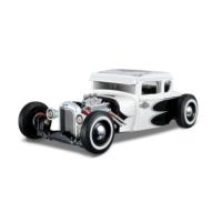Maisto 1:24 1929 Ford Harley Davidson Beyaz - Siyah