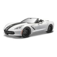 Maisto 1:24 2014 Corvette Stingray Model Araba