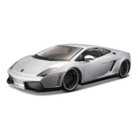 Maisto Lamborghini Gallardo LP560 - 4 1:24 Design Model Araba Gümüş