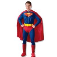 Rubies Superman Yetişkin Kostüm Medium