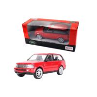 Rastarrange Rover Sport Red Diecast Metal Araba 1:43 Scale