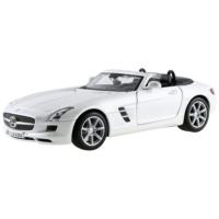 Maisto Model Araba 1:24 Mercedes Benz Sls Amg Roadster 31272
